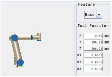 X, Y and Z position  | Zacobria Universal-Robots community