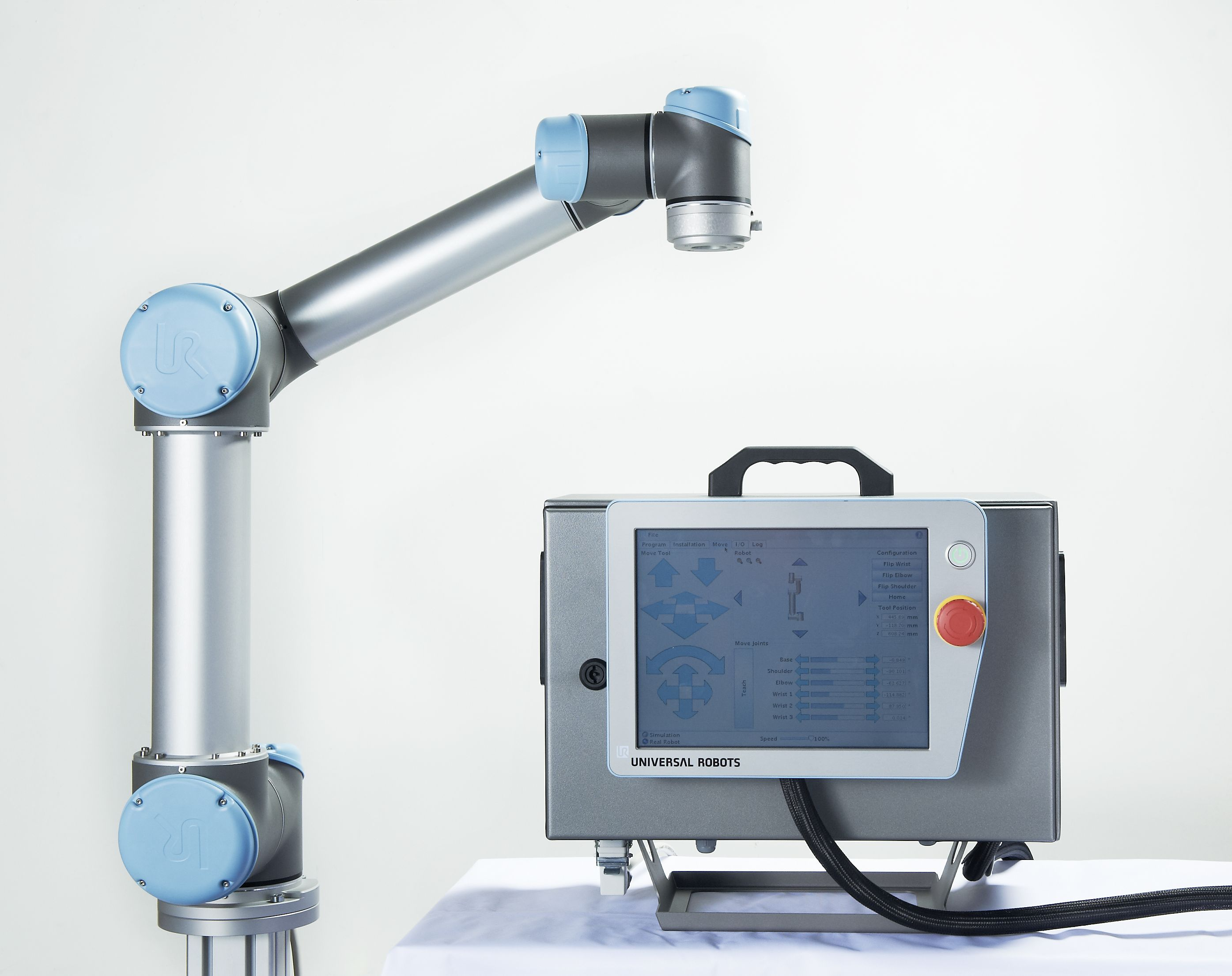 Zacobria Universal Robot Industrial Robot Cobot Co