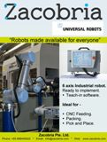 Zacobria & Universal Robots in the news