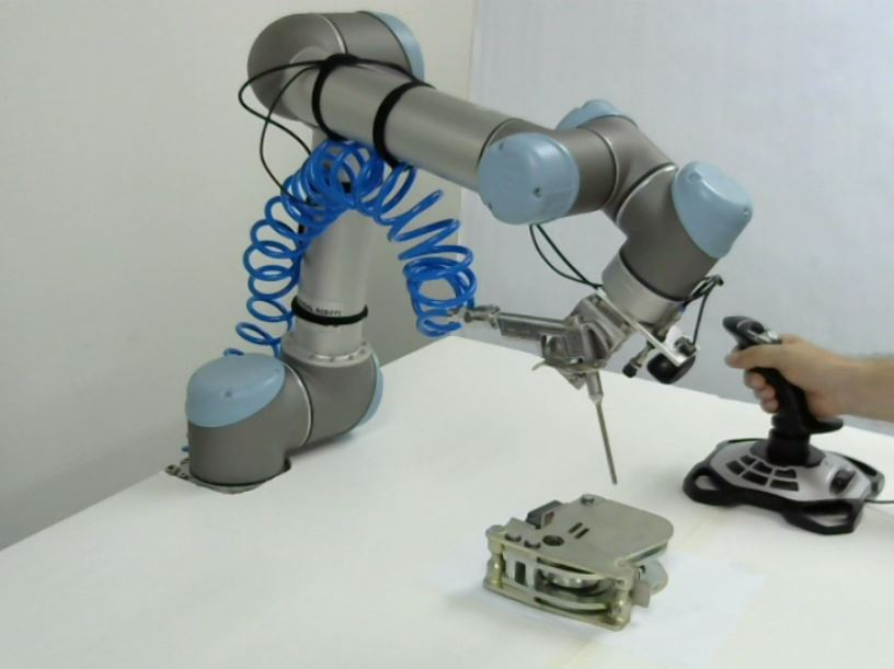 Zacobria - Universal-robot - grit - blasting - shot - peening