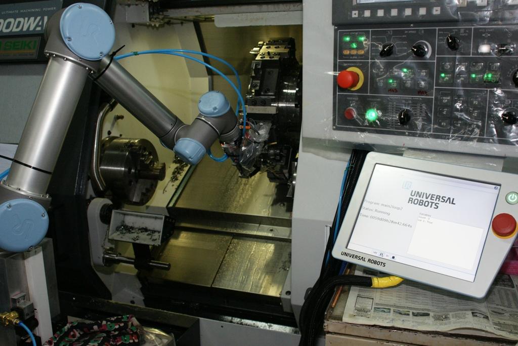 6 Axis Robot Arm Cnc